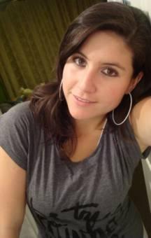Johanna Peñaherrera -  20 años - Ibarra