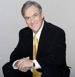 Sebastian Pi�era, Candidato Coalicion por el Cambio