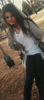 Selena Gomez :p