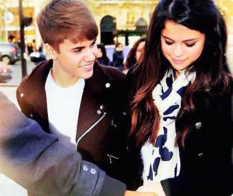 Selena Con Justin