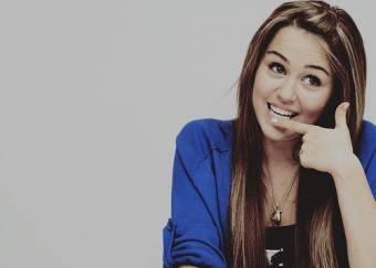 #2  Miley cyrus