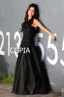 Selena gomez en su video Who Says  COPIA
