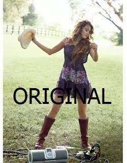Miley cyrus en sesion de fotos ORIGINAL