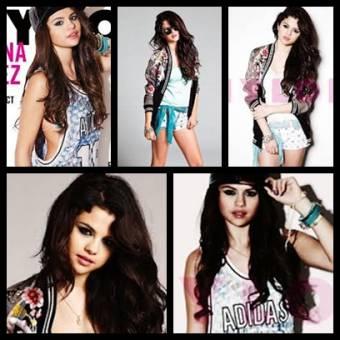 Selena Gomez, revista Nylon.