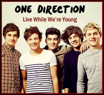 One Direction (Cancion Live while we