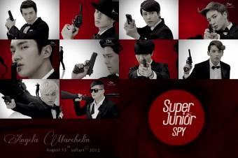 Super Junior (Cancion SPY)