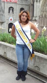 Srta. fotogenia Carolina Barrionuevo