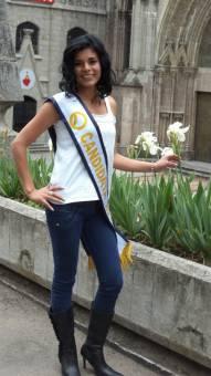 Srta. fotogenia Tatiana Menendez