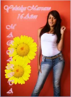 """YOLEIDYS MARCANO, 16 AÑOS """"MARGARITA"""""""