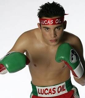 Julio Cesar Chavez J.R.