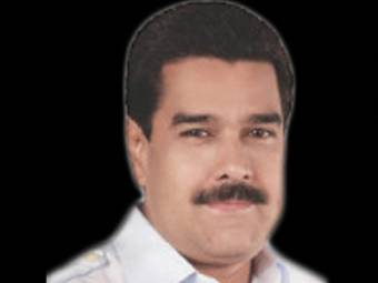 Nicol�s Maduro Moros