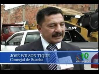 JOSÉ WILSON TIQUE -ASI