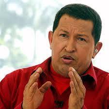 Presidente Del (PSUV) Hogo Chavez Frias