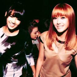 Hyo y Jessica