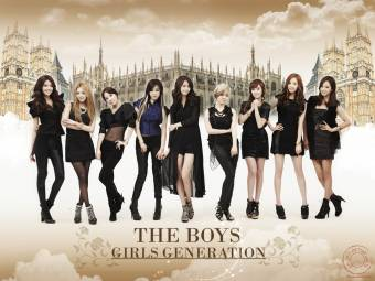 snsd(girl generation)
