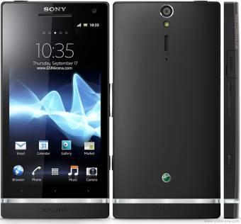 Sony Xperia S Negro
