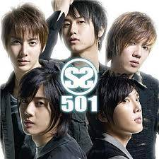 ss501 fighting !