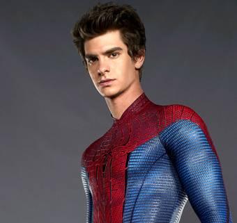the amazing spiderman andrew garfield