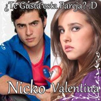 Valentina y Nicko