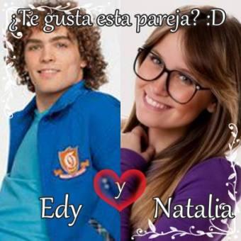 Natalia y Edy