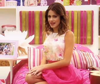 Vota a esta Foto si te gusto el Videoclip De Violetta2.