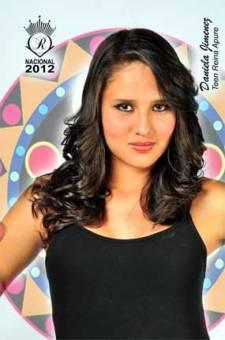 DANIELA JIMENEZ / TEEN REINA APURE
