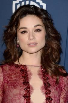 Crystal Reed. [Allison Argent]