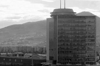 Fotografía Edificio V Centenario