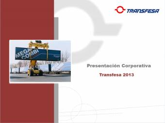Presentación Corporativa 1