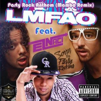 LMFAO (Cancion Party Rock Anthem)