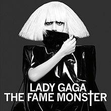Lady Gaga The Fame Mosnter