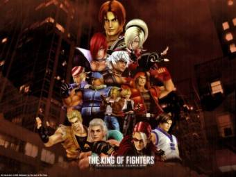 the king of fighter