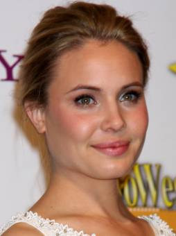 Leah Pipes. (Camille O