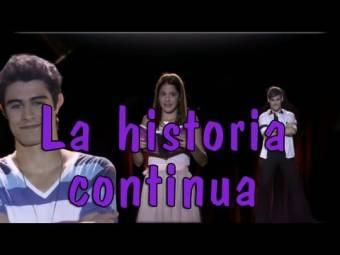 la historia continua violetta