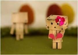 robot de carton