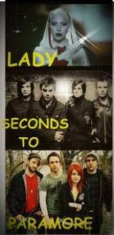 Lady Seconds To Paramore