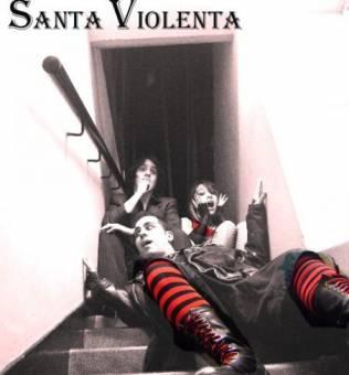 Juego de niños - Santa Violenta
