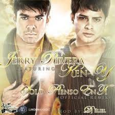Solo Pienso en Ti - Ken y ft Jerry Rivera