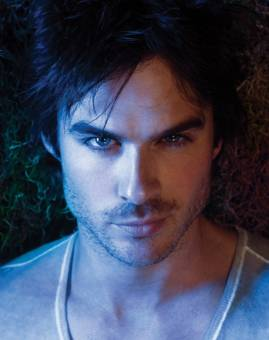 "IAN SOMERHALDER ""DAMON SALVATORE"" THE VAMPIRE DIARIES"