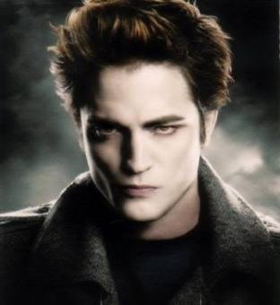 "ROBERT PATTINSON ""EDWARD CULLEN"" SAGA CREP�SCULO"