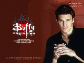 "DAVID BOREANAZ ""�NGEL"" BUFFY THE VAMPIRE SLAYER"