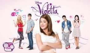 Por su maravillosa serie: Violetta