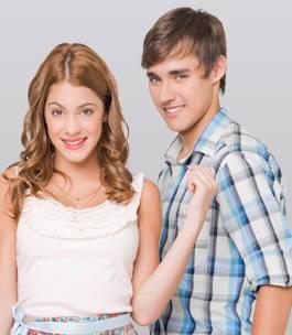 Violetta con Le�n