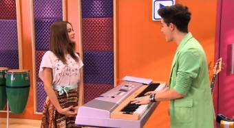 Feredico y Violetta