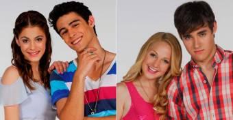 Thomas e Violetta.Ludmila e Leon