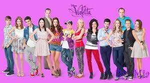 Elenco de Violetta