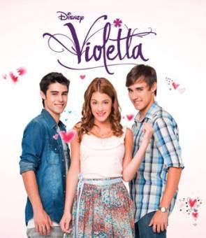 Violetta �xito En Disney Channel