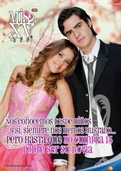 Miss XV - Nickelodeon
