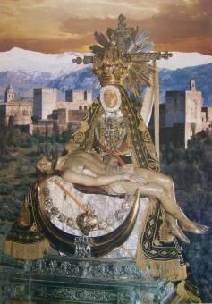 Ntra. Sra. de las Angustias ( Granada )