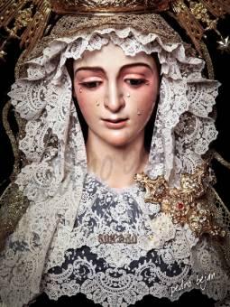 Virgen de la Soledad ( Hinojos )